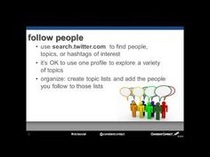 [VIDEO] Twitter for Small Business