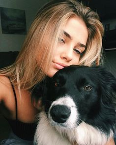 Dogs make the best furry friend accessory to your hapiness Trending Now, High Neck Dress, Lipstick, Poses, Lip Products, Dresses, Fashion, Vestidos, Moda