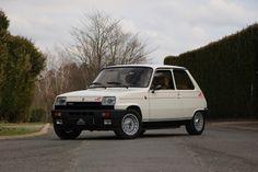 1982 Renault 5  - Alpine Turbo