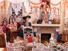 My lady's tea room.