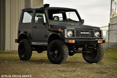 Suzuki : Samurai 2 Door | Motor car, Offroad and Cars