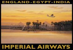 Imperial Airways, Eg