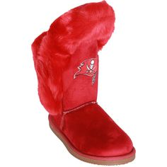 Tampa Bay Buccaneers Cuce Women's Champions Boots – Red