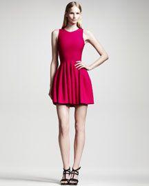 B1Z4B Alexander McQueen Sleeveless Knit Dress