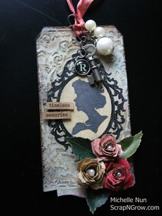 Tim Holtz Tags of 2012. August 2012.