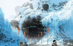 château des froides montagnes Gwidrites