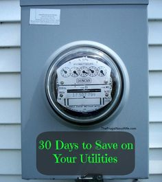 30 Days to Save on Your Utilities: Ditch the Cable + 3 Great Alternatives!! #savingmoney #frugalliving #frugal #budget