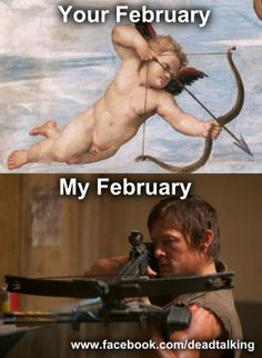FEBRUARY IS ALMOST HERE!