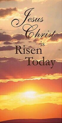 Jesus Christ is Risen Today Easter Jesus Has Risen, Christ Is Risen, Resurrection Day, Easter Quotes, Easter Religious, Church Banners, Holy Week, Christian Inspiration, Christian Quotes