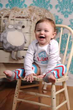 "Baby first birthday photo, one year old, Candid kids portrait, boy birthday - Giraffe Photography ""A Head Above the Rest"" www.giraffephoto.com"