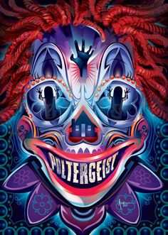 Poltergeist (Walmart Exclusive) DVD box art
