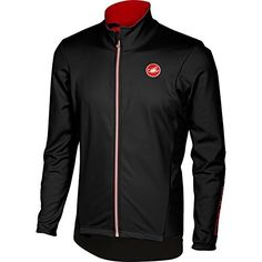 Castelli Senza 2 Jacket  Mens Black L ** Read more reviews of the product by visiting the link on the image. This is an Amazon Affiliate links.