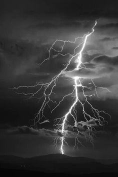 I love a good storm