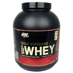 Mic's Body Shop Angebote OPTIMUM NUTRITION Gold Standard Whey 2270g Dose/Extreme Milk ChocolateIhr QuickBerater