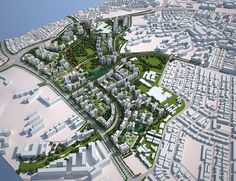 Urban Strategies, a GRAPHISOFT client based in Toronto, Ontario, has won a number of prestigious awards for recent urban design work done using ArchiCAD.