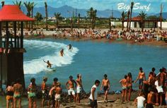 Big Surf In The '70s