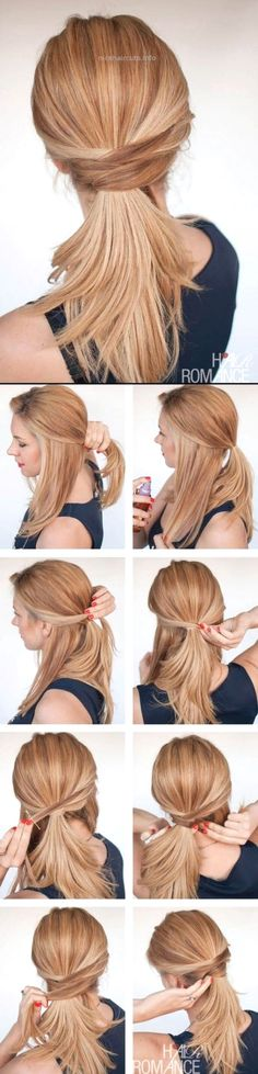 I think I can make this in 30 secs, what do you say? ||| 60 Simple Five Minute H…  I think I can make this in 30 secs, what do you say? ||| 60 Simple Five Minute Hairstyles for Office Women (Complete Tutorials)  http://www.nicehaircuts.info/2017/05/25/i-think-i-can-make-this-in-30-secs-what-do-you-say-60-simple-five-minute-h/