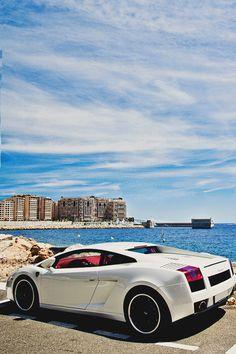 "italian-luxury: ""Lamborghini Gallardo """