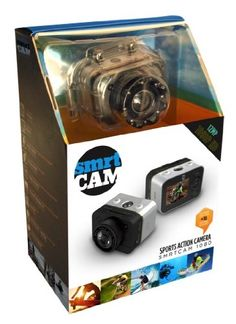 Best #GoPro Alternative #SmrtCAM 1080p #Waterproof Action #Camera.