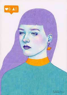 A LIFE LESS ORDINARY - natalieff:   #Zero  One of the illustrations I...