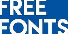 10 бесплатных акцидентных шрифтов