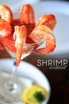 Shrimp Cocktail of @OceansResto