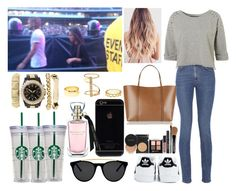 """""""Arriving At One Direction's Concert with Sophia and Andy"""" by zandramalik ❤ liked on Polyvore"""