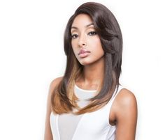 Luxe Beauty Supply - Isis Red Carpet Lace Front Wig - Iris  (http://www.lhboutique.com/isis-red-carpet-lace-front-wig-iris/) #luxebeautysupply #wigs #IsisBrownSugar #SyntheticFullWigs #LaceFrontWigs #FullWigs