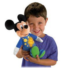 Bedtime Rocket Mickey - Fisher Price Kids Toys & Babygear