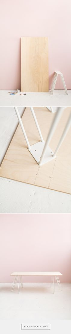 1000 ideas about plywood table on pinterest plywood for Plywood coffee table diy