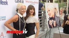 """The Gun, The Cake and The Butterfly"" Screening Red Carpet Arrivals w/ A..."