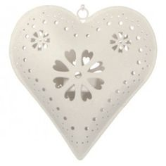 Sass and Belle tealight holder perfect for that balmy summers evening! Looks great hanging in your home, garden, or as a wedding decoration. Chain length 70cm. (Tea lights not supplied)