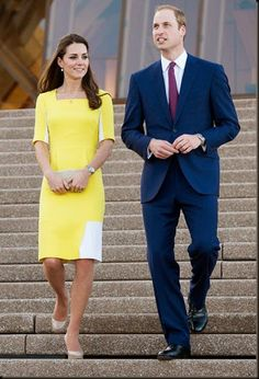 Kate Middleton and Prince William's Best Style Moments Pictures