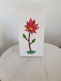 New Zealand, Craft Supplies, My Etsy Shop, Colours, Messages, Canvas, Flowers, Check, Handmade