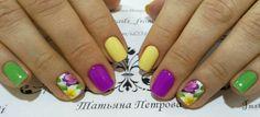 Красивые ногти. Уроки дизайна ногтей Nails, Beauty, Fingernail Designs, Finger Nails, Ongles, Beauty Illustration, Nail, Nail Manicure