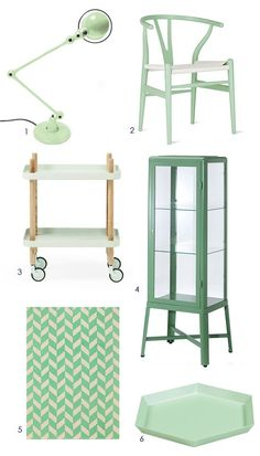 Design Dozen: 12 Minty Fresh Picks for Fall - Apartment Therapy Main