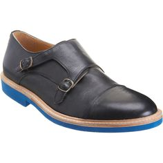 CO-OP BARNEYS NEW YORK  Cap Toe Double Monk New York Cap, Double Monk Strap Shoes, Men's Shoes, Dress Shoes, Spring Shoes, Gentleman Style, Barneys New York, Oxford Shoes, Footwear
