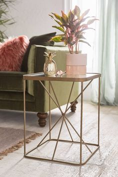 Lucas End Table   Urban Outfitters