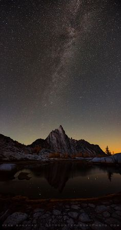 """Milky Way: """"Canon 5DMKIII, 16-35mm. Sky settings were 15 seconds at f/2.8 ISO 2500 after """"astro dark"""". I also made two exposures for the landscape, one near the end of civil twilight and another at the beginning of astronomical darkness."""""""