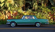 1970 Mercedes-Benz 280SE Low Grill Coupe