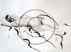 Reclining Nude Recliner, Nude, Gallery, Art, Chair, Art Background, Roof Rack, Recliners, Kunst