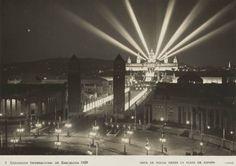 Exposición Internacional, 1929. AFB. Carné