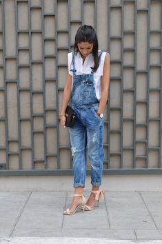blog de mode salopette