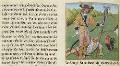 Mercury with Caduceus and Argus - Evrart de Conty