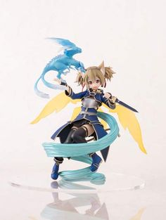 Silica 1/8 Figure ALO Ver. - Sword Art Online II
