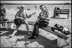 Beach Boys Sestroretsk, St Petersburg, Russia, July 2014