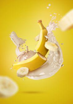 New fruit juice design veggies Ideas Food Design, Food Poster Design, Design Posters, Splash Photography, Fruit Photography, New Fruit, Fruit Juice, Juice Menu, Fruit Splash