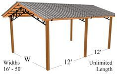 pole barn designs   ... all of your needs with a pole barn though the steel truss pole barn is