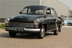 1958 Wartburg 311 - My old classic car collection East German Car, Vintage Cars, Antique Cars, True Car, Old Classic Cars, Top Cars, Vintage Bicycles, Car Car, Cars And Motorcycles