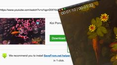 Facebook, Vimeo, Youtube videó letöltése, ingyen és egyszerűen